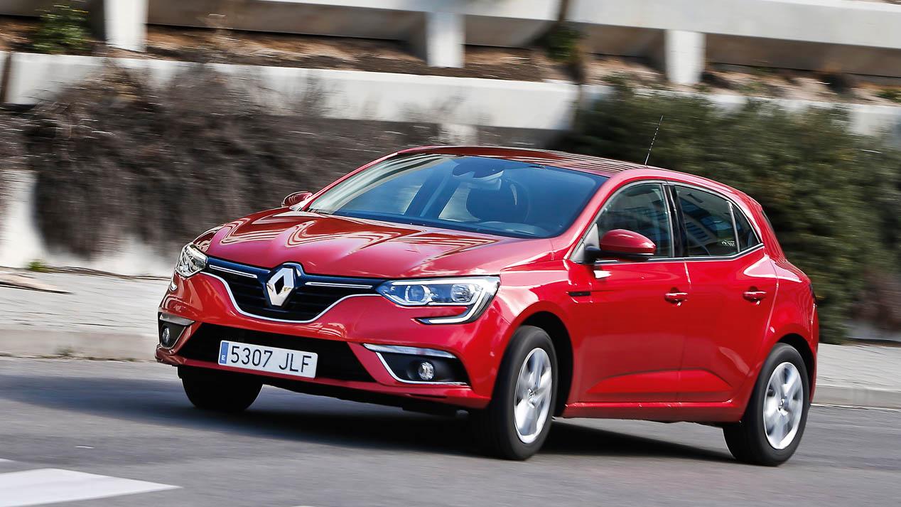 Renault Mégane TCE 100: probamos el más barato de la gama