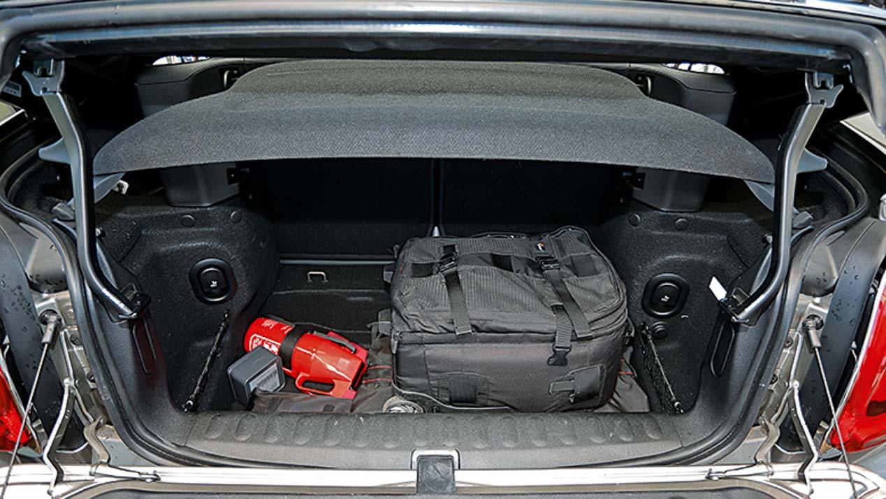 Mazda MX-5 & Mini Cabrio Cooper S: deportivos de verano