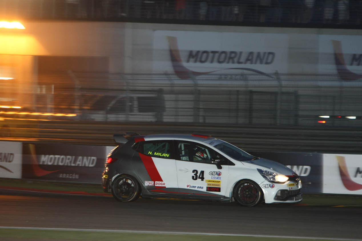 CER y GT 2016: Motorland