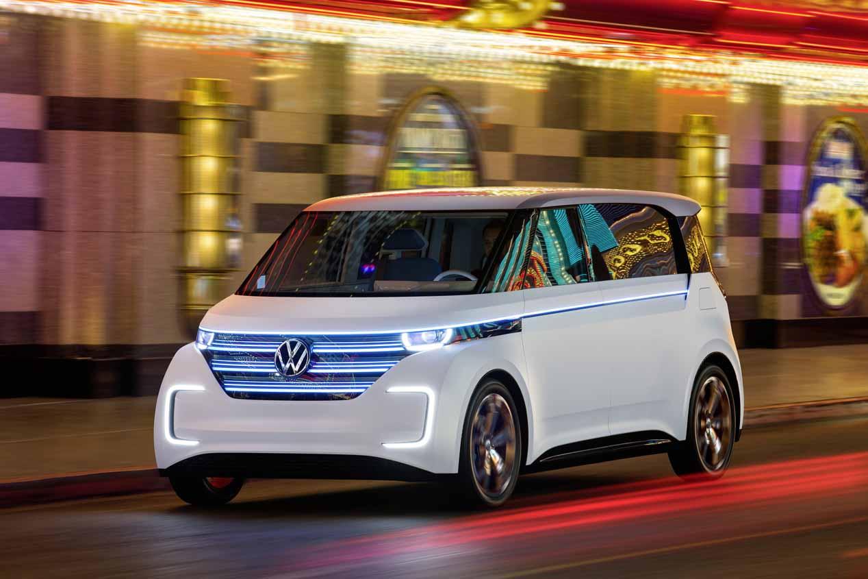 Volkswagen y LG unen sus fuerzas para el coche conectado