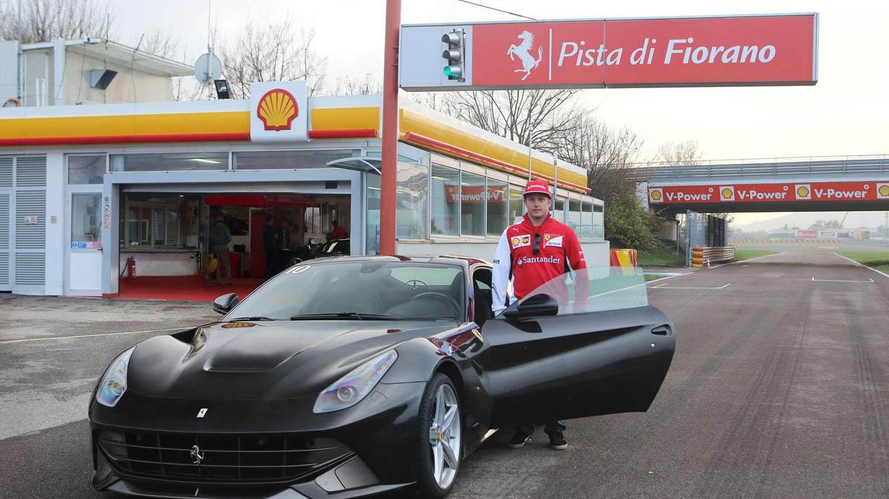 ¿Qué coches de calle conducen los pilotos de Fórmula 1?