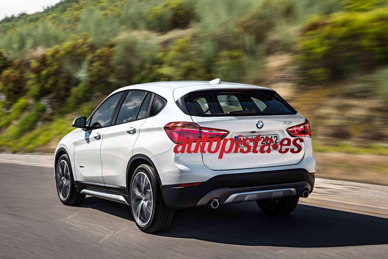 bmw x2 2017 forocoches. Black Bedroom Furniture Sets. Home Design Ideas