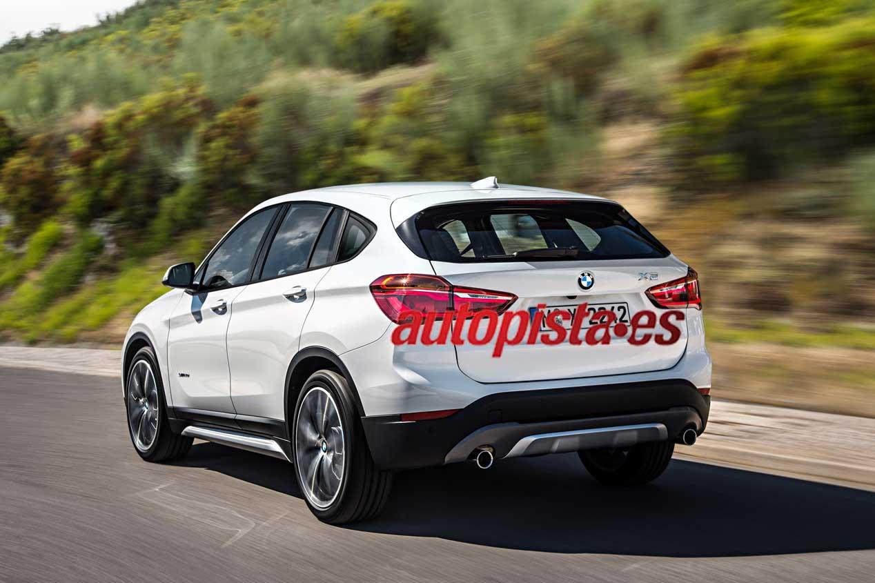 Nouveau Qashqai 2018 >> Nuevo BMW X2: a la venta en 2017 | Autopista.es