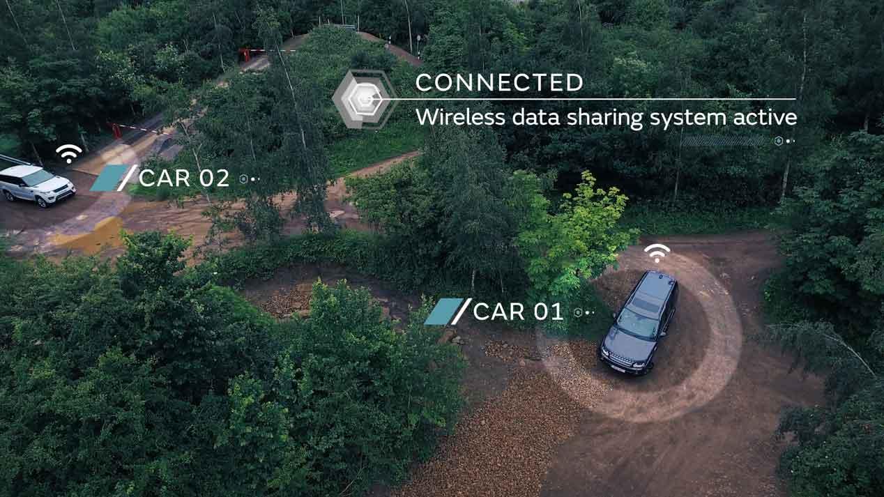 La conducción autónoma llega fuera de las carreteras