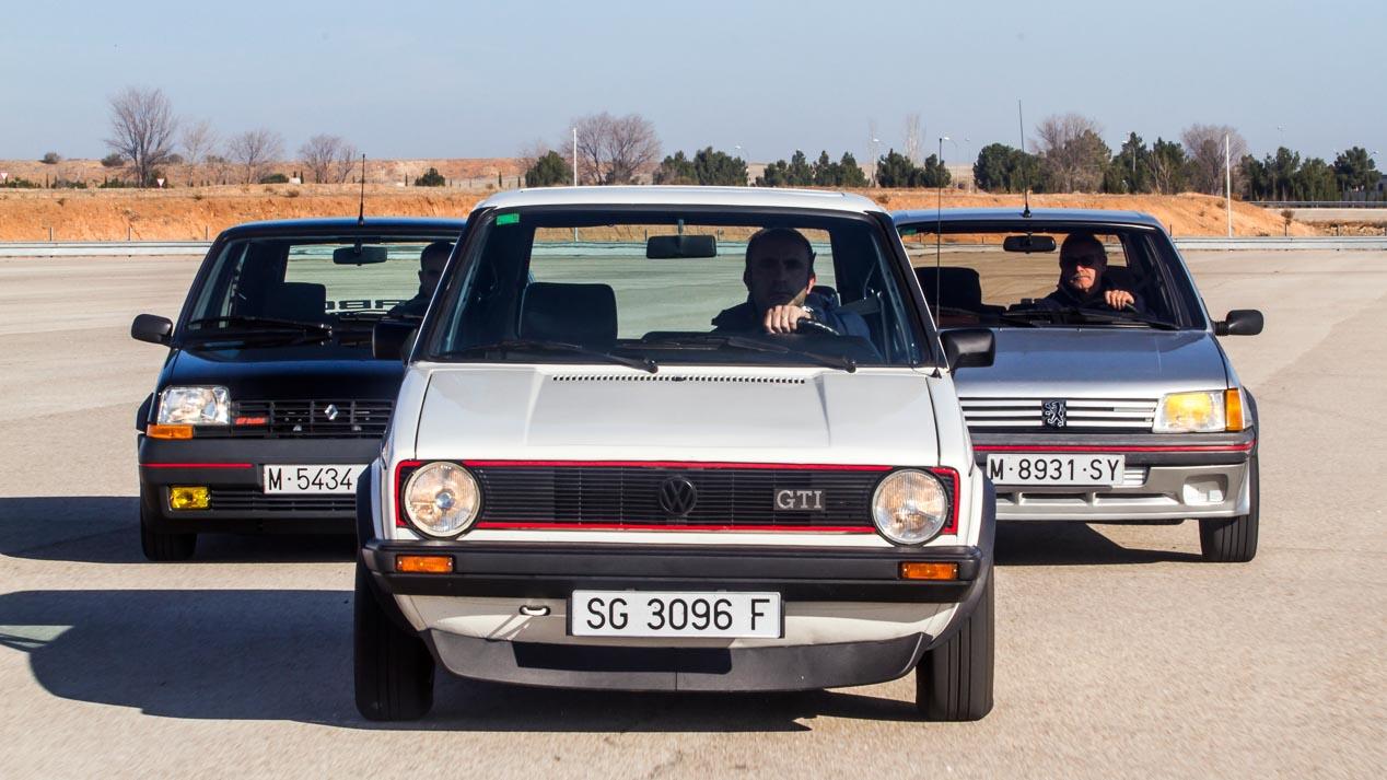 coches para el recuerdo golf gti 205 gti supercinco gt turbo foros de debates de coches. Black Bedroom Furniture Sets. Home Design Ideas