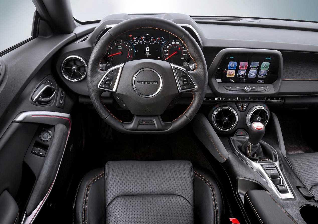 Chevrolet Camaro 2016 en Europa