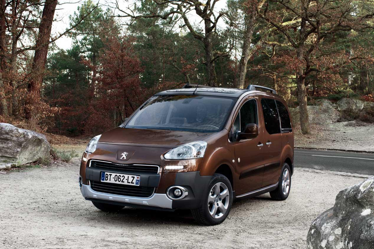 Peugeot Partner: 20 años en imágenes