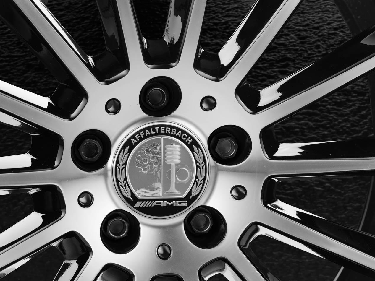 Accesorios AMG para el Mercedes-Benz CLA