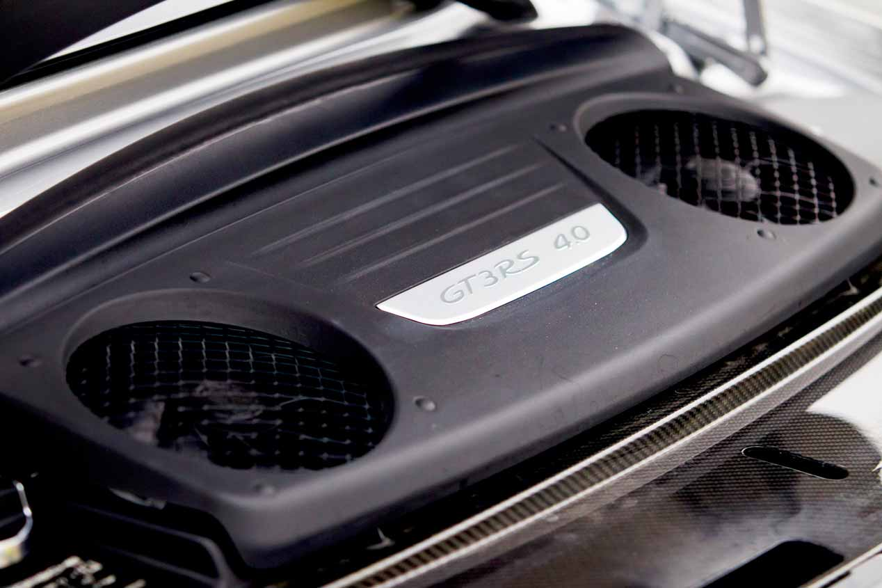 Porsche 911 GT3 RS, prueba a fondo