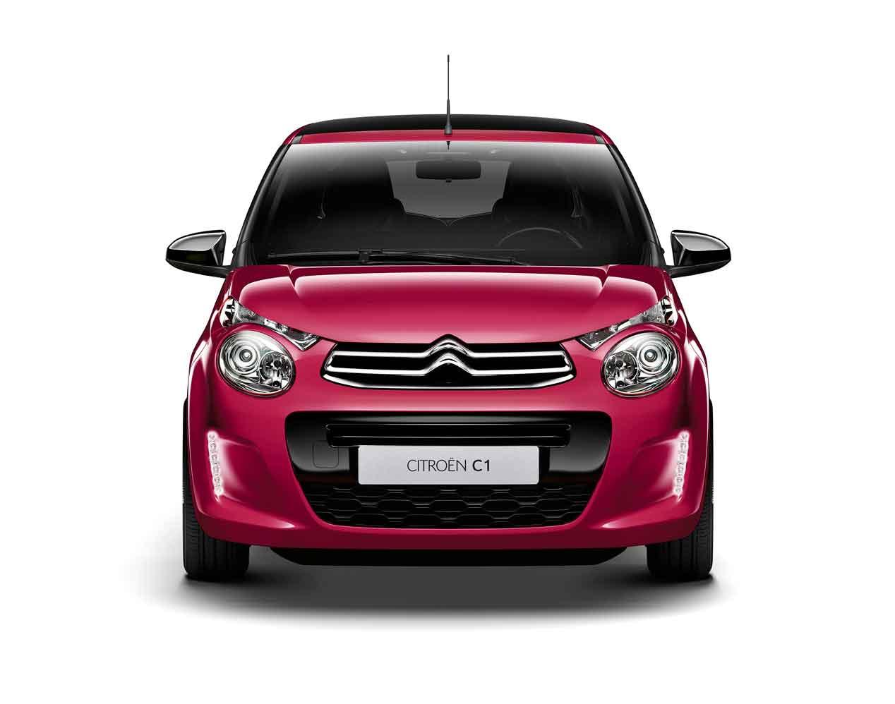 Citroën C1: novedades en el urbano francés