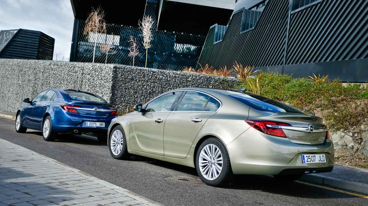 Opel Insignia, ¿qué es mejor, gasolina o Diesel?