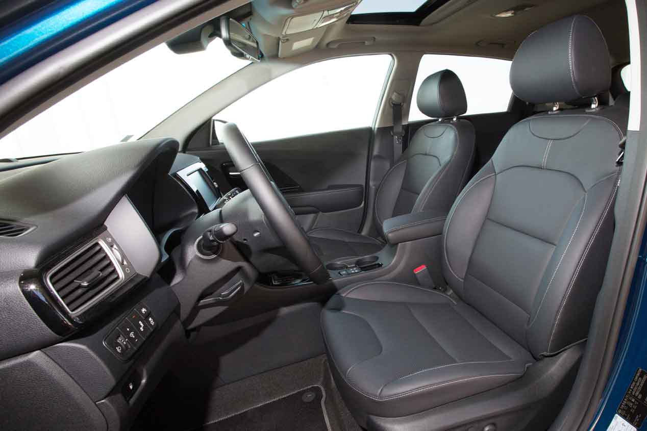 Así es el primer SUV híbrido de Kia, el Niro HEV