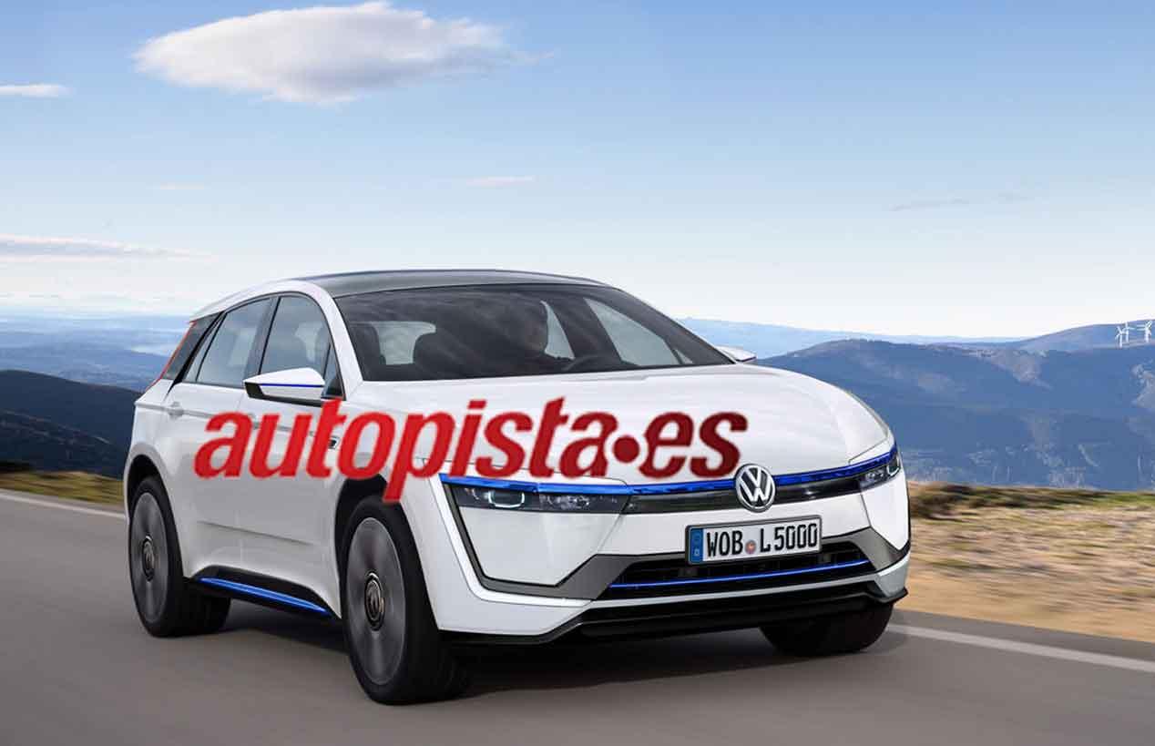 Los nuevos coches Volkswagen del futuro que vienen