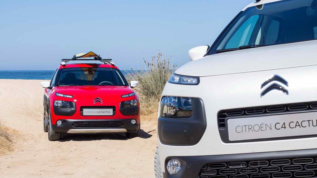 Citroën C4 Cactus Rip Curl, ya a la venta en España
