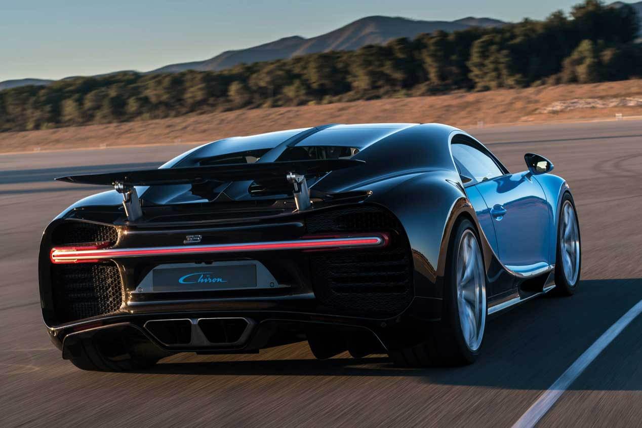 Alerones más espectaculares de los coches deportivos