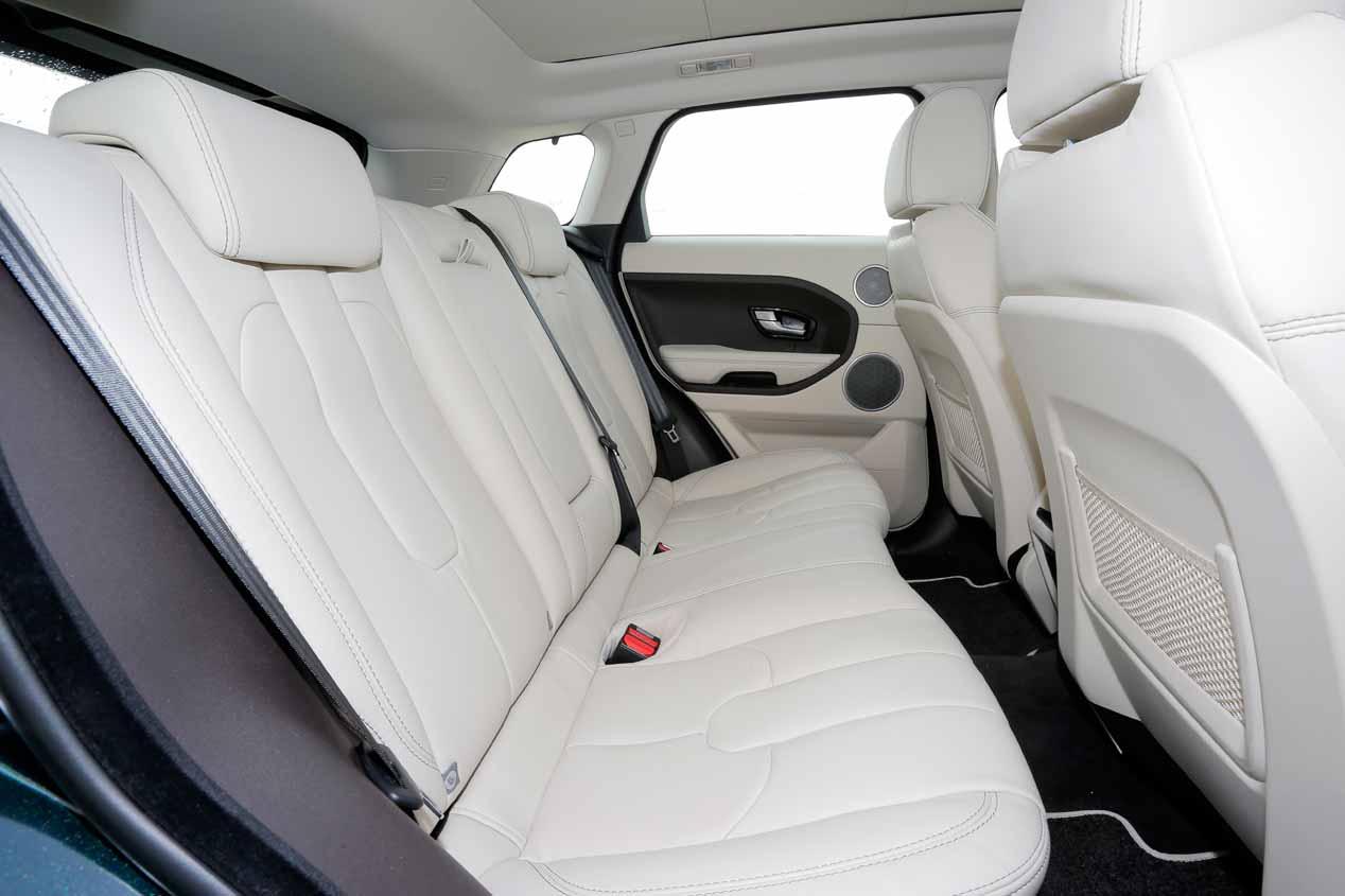 Range Rover Evoque 2.0 TD4 180 4x4: prueba en imágenes