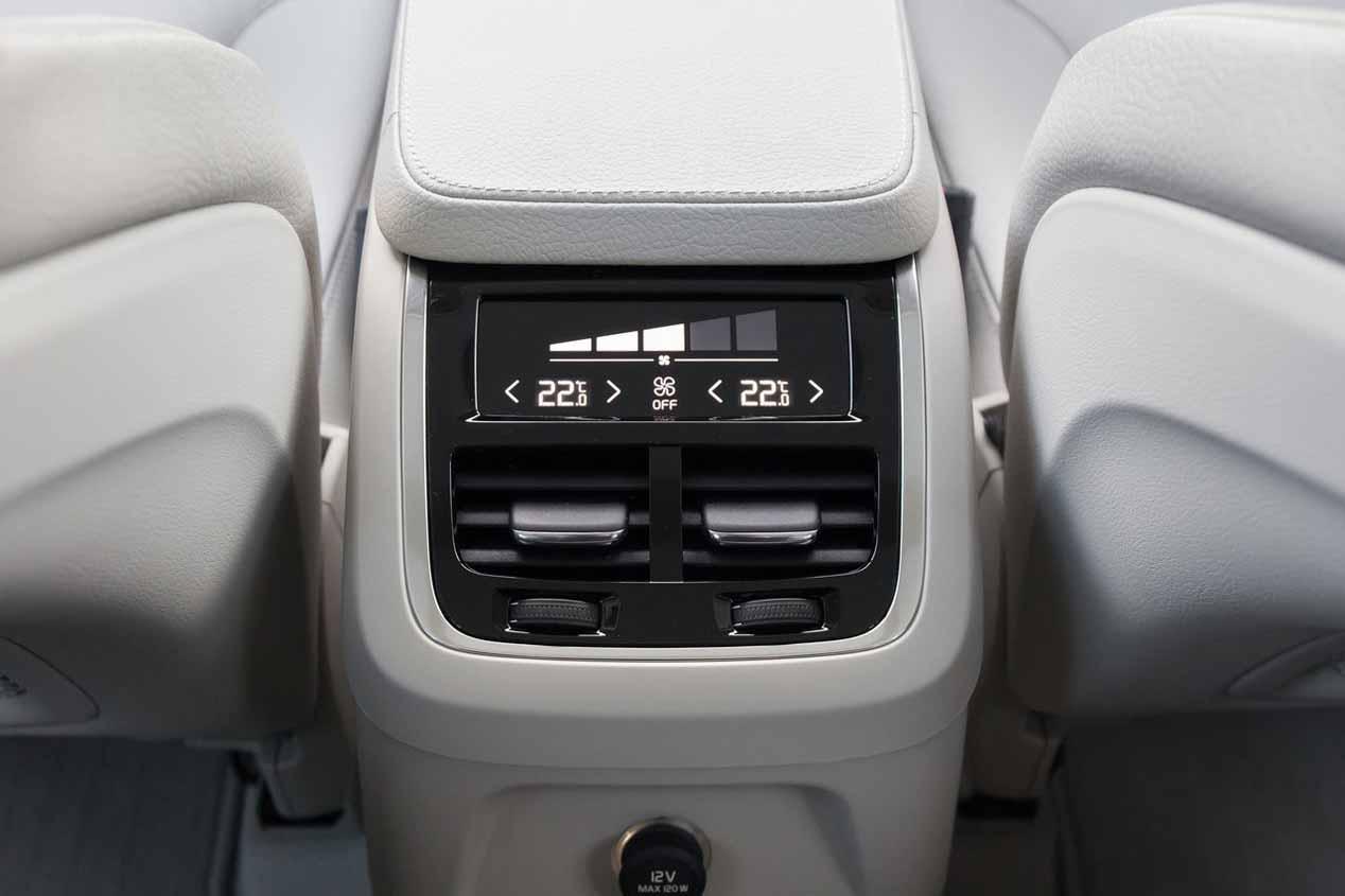 Volvo XC90 T8 híbrido plug-in, prueba y consumo real