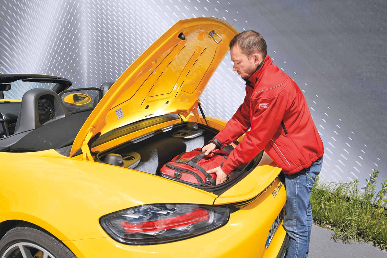 Porsche 718 Boxster PDK: a prueba un cabrio salvaje