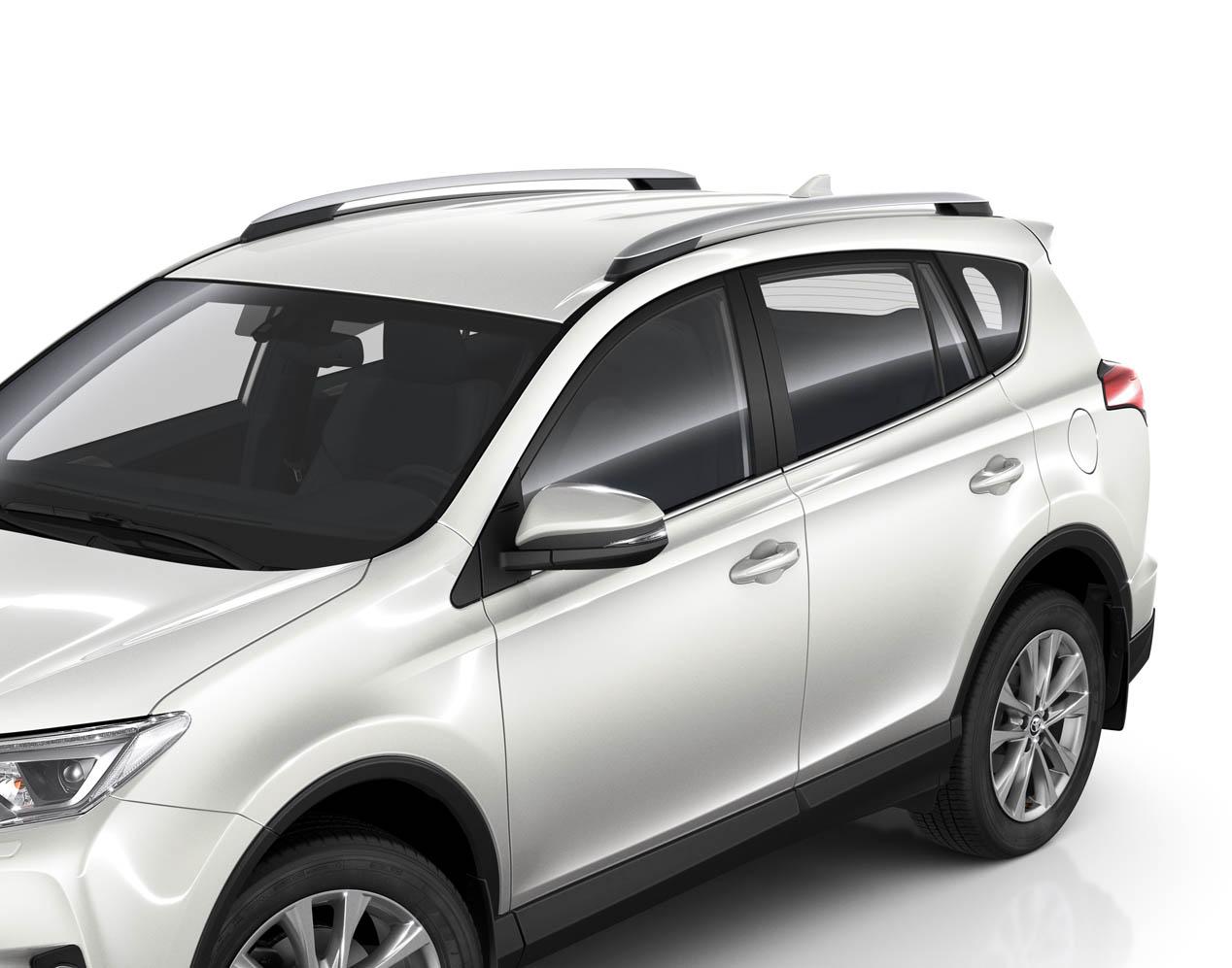 Accesorios Toyota RAV4 2016