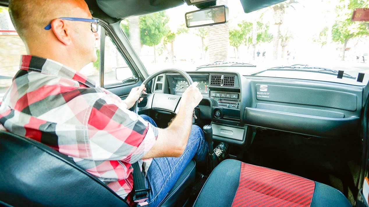 Seat 127 y Seat Fura, dos coches clásicos de calidad