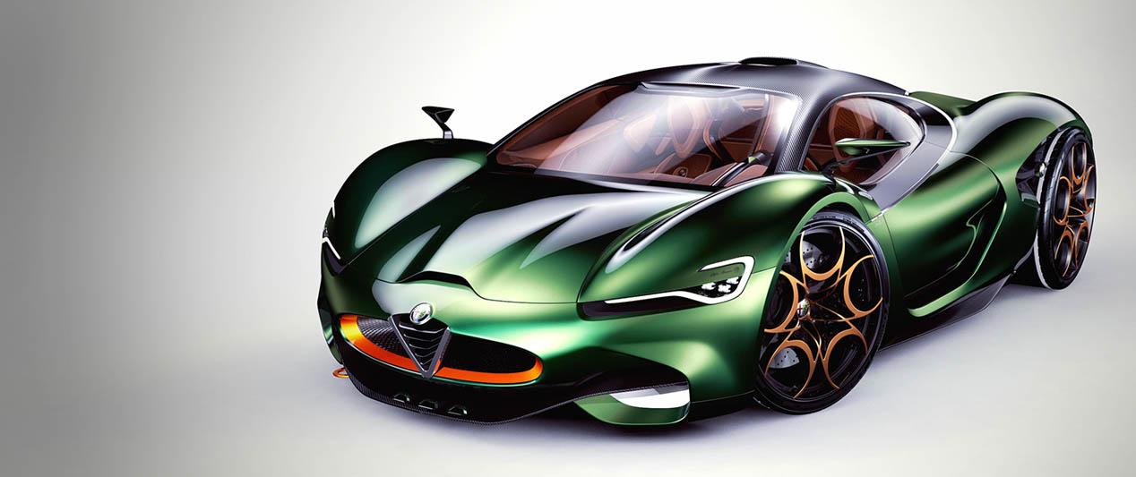 Alfa Romeo Furia