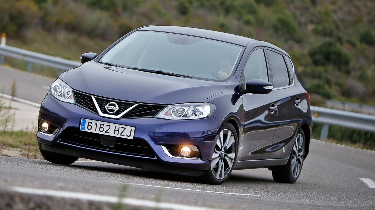 Nissan Pulsar, así es la gama de un coche  económico, práctico y con mucho espacio