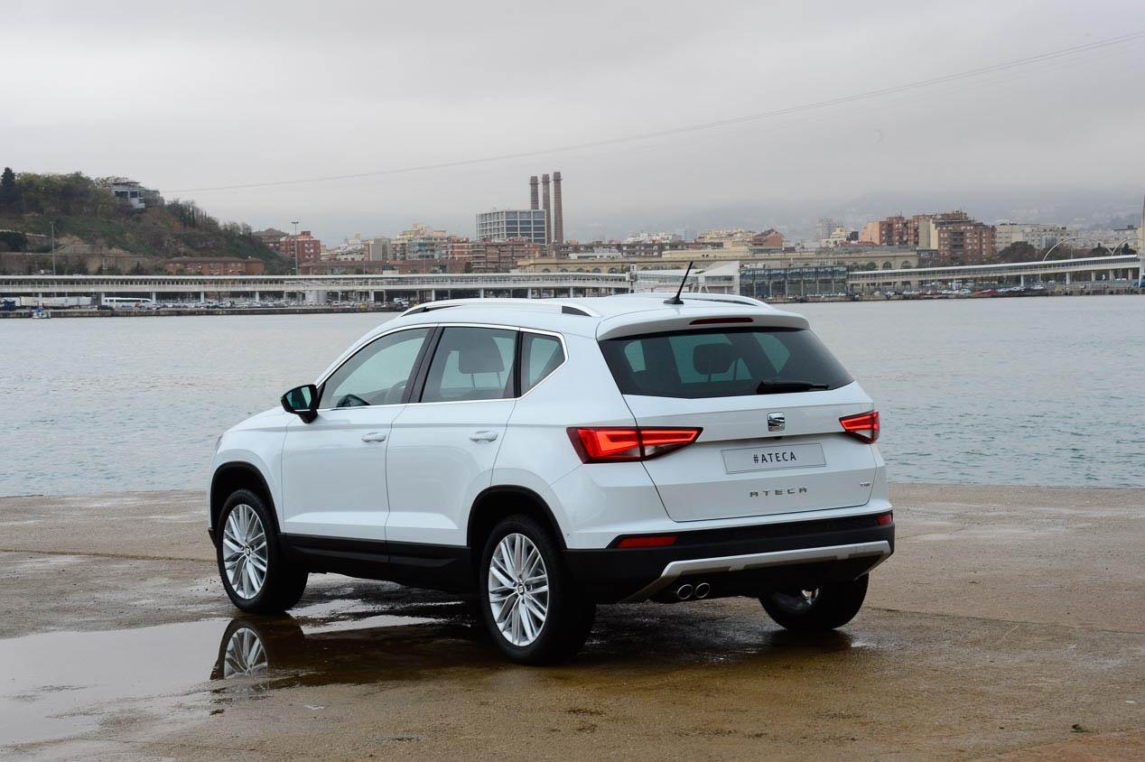 Seat Ateca: imágenes del SUV del que habla todo el mundo