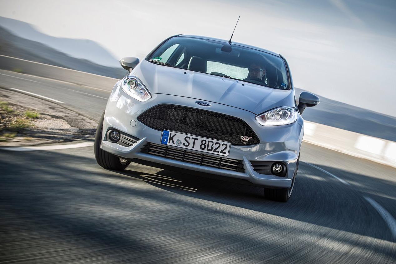 Ford Fiesta 2017: así será la nueva generación
