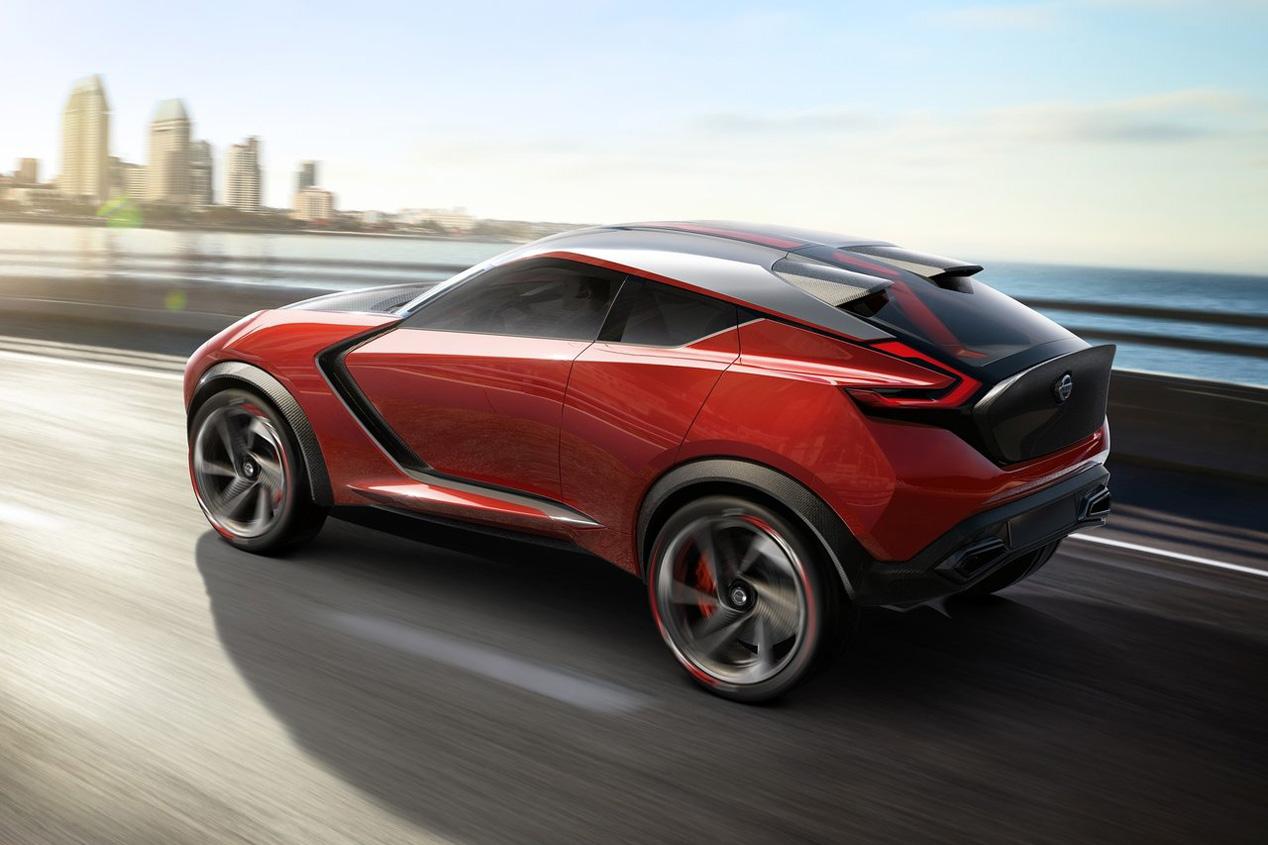 Primeras fotos de cómo será el nuevo Nissan Juke