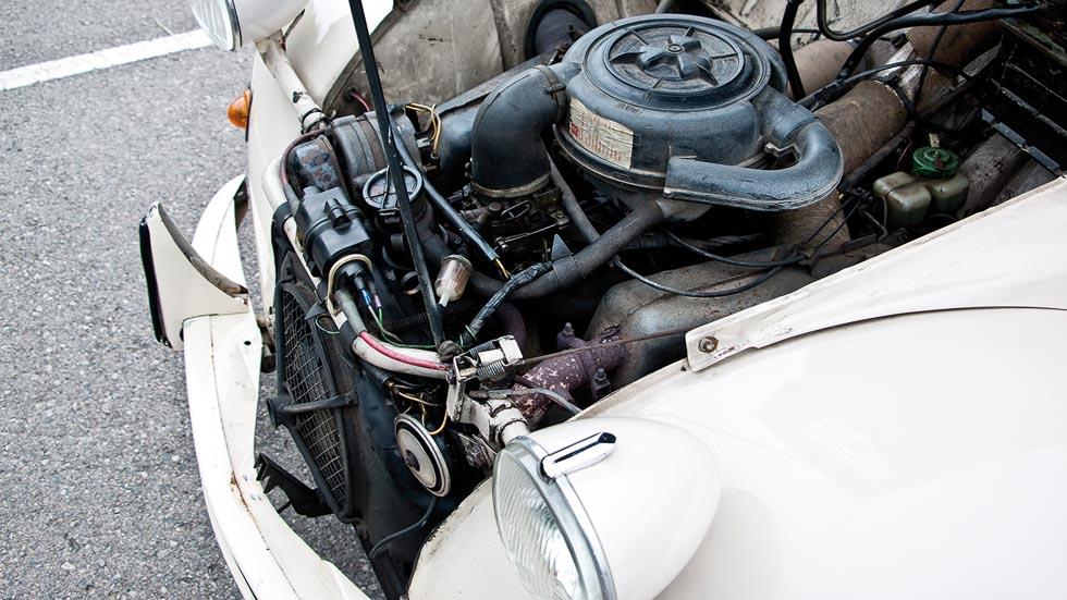 Citroën 2CV: las fotos de un coche clásico eterno