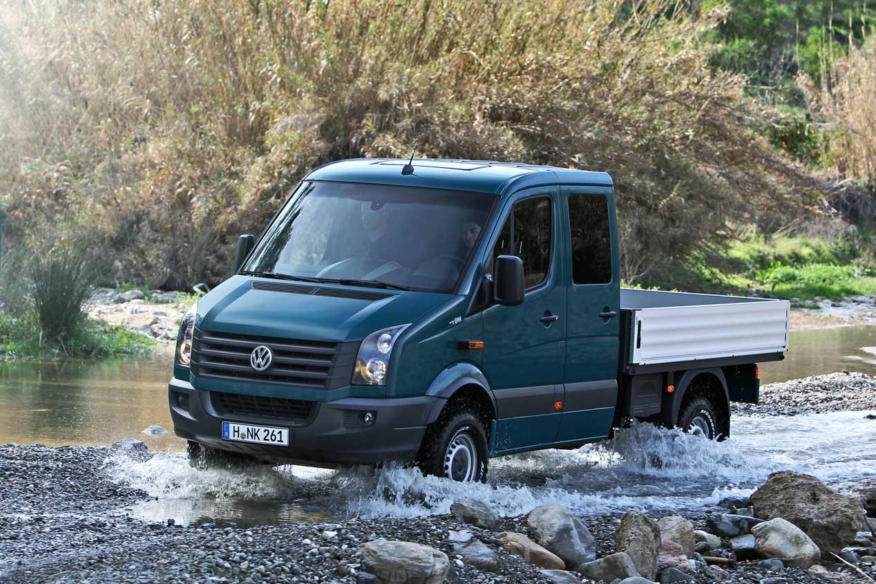 Crecen las ventas mundiales de Volkswagen Vehículos Comerciales
