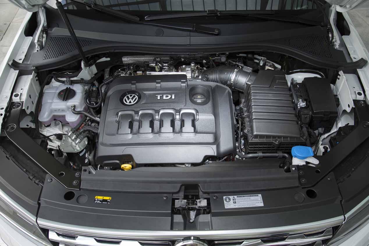 Volkswagen Tiguan 2.0 TDI 240: el Tiguan más potente