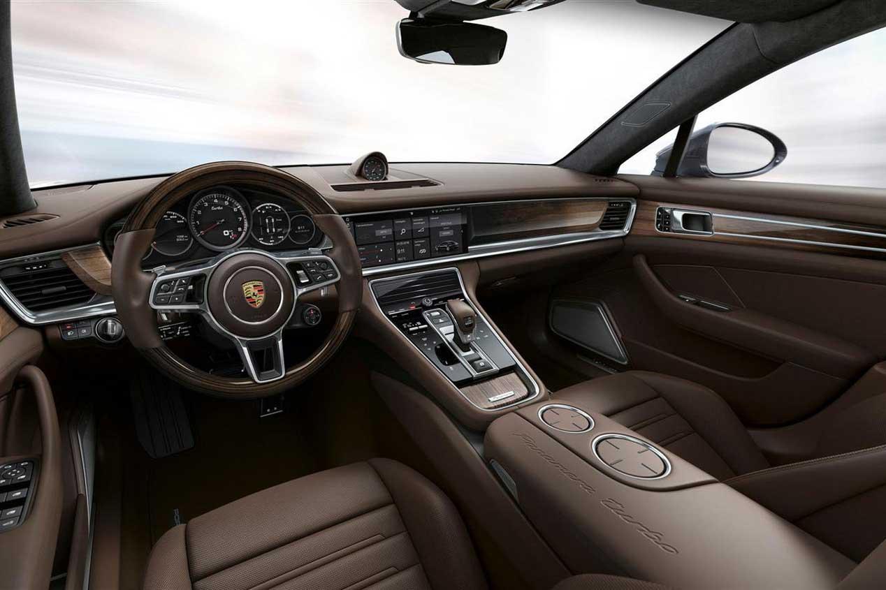 El Porsche Panamera Exclusive, en imágenes
