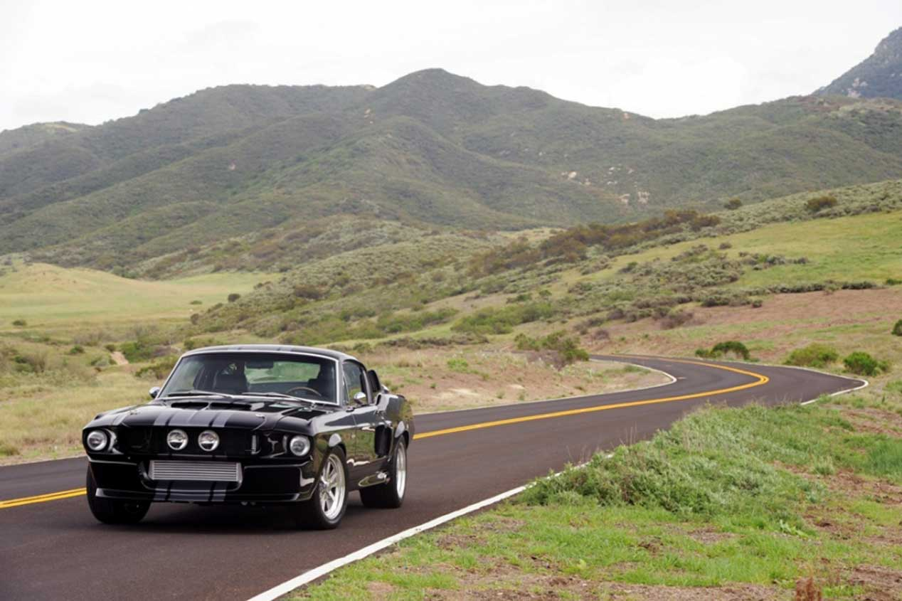 Ford Mustang Shelby GT500 CR: las fotos del nuevo Eleanor