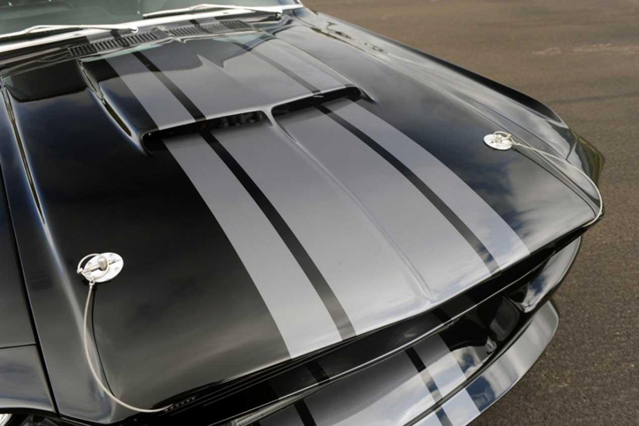 Ford Mustang Shelby GT500 CR: las fotos del nuevo Eleanor