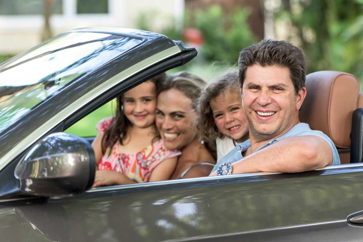 Comprar un coche descapotable: ventajas y desventajas