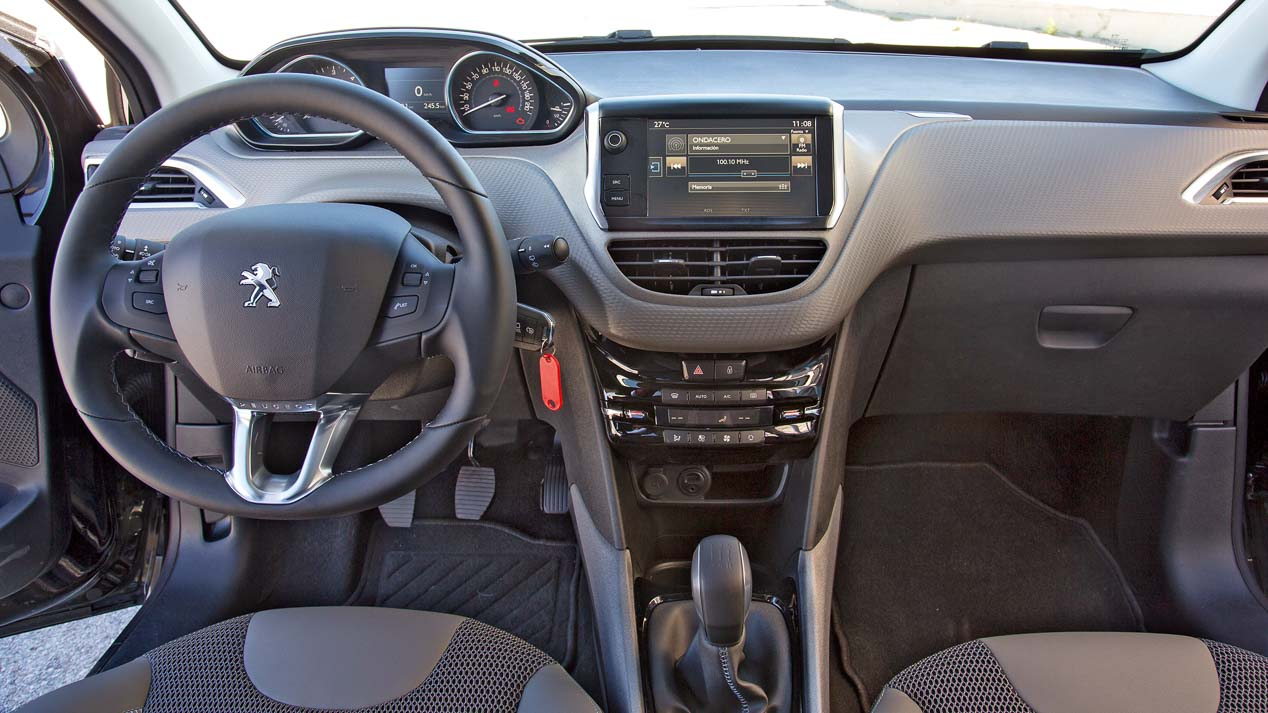 Comparativa SUV: Citroën C4 Cactus, Renault Captur y Peugeot 2008