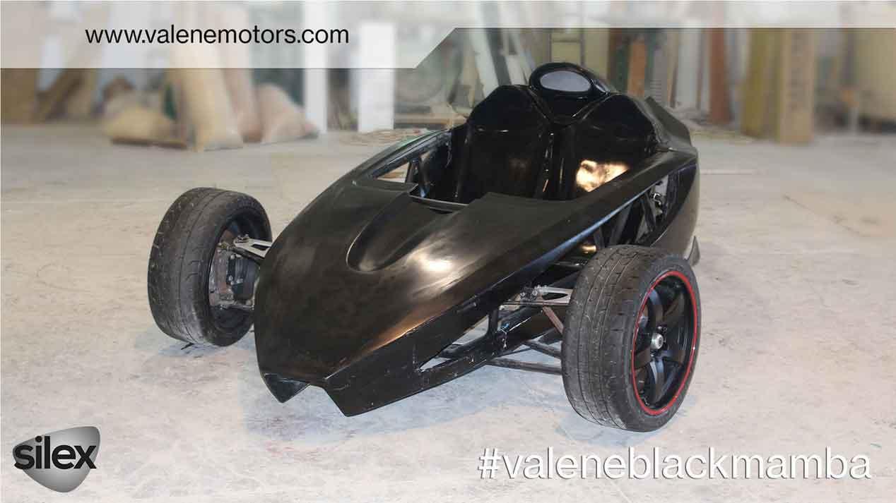 Mamba Negra: el supertrike eléctrico maltés