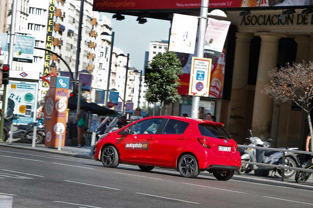 Prueba extrema: 24 horas sin parar con el Toyota Yaris híbrido