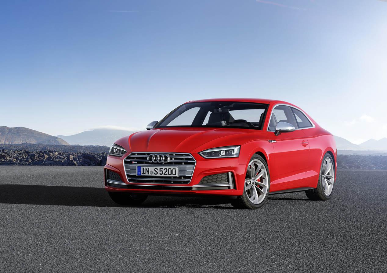 Audi A5 y S5 2016