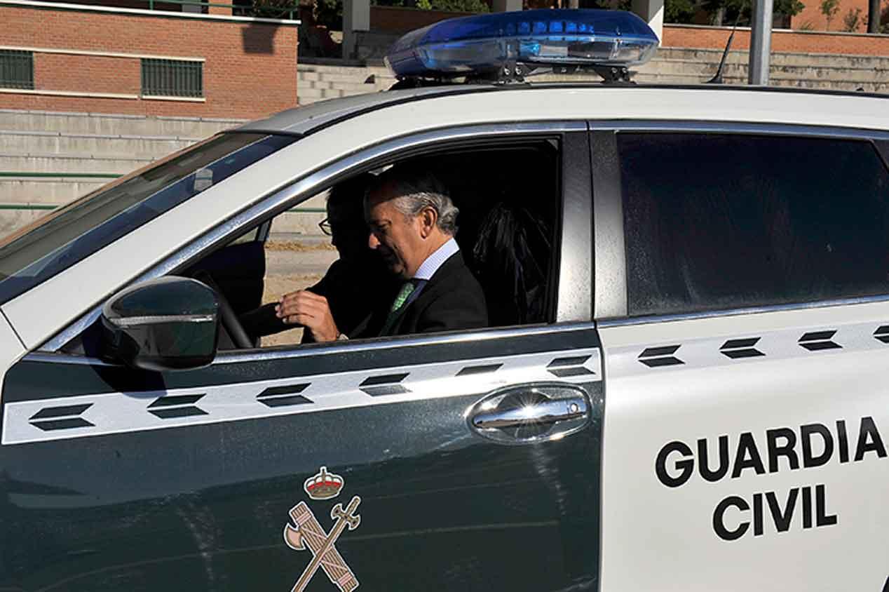 La Guardia Civil adquiere 110 Nissan X-Trail