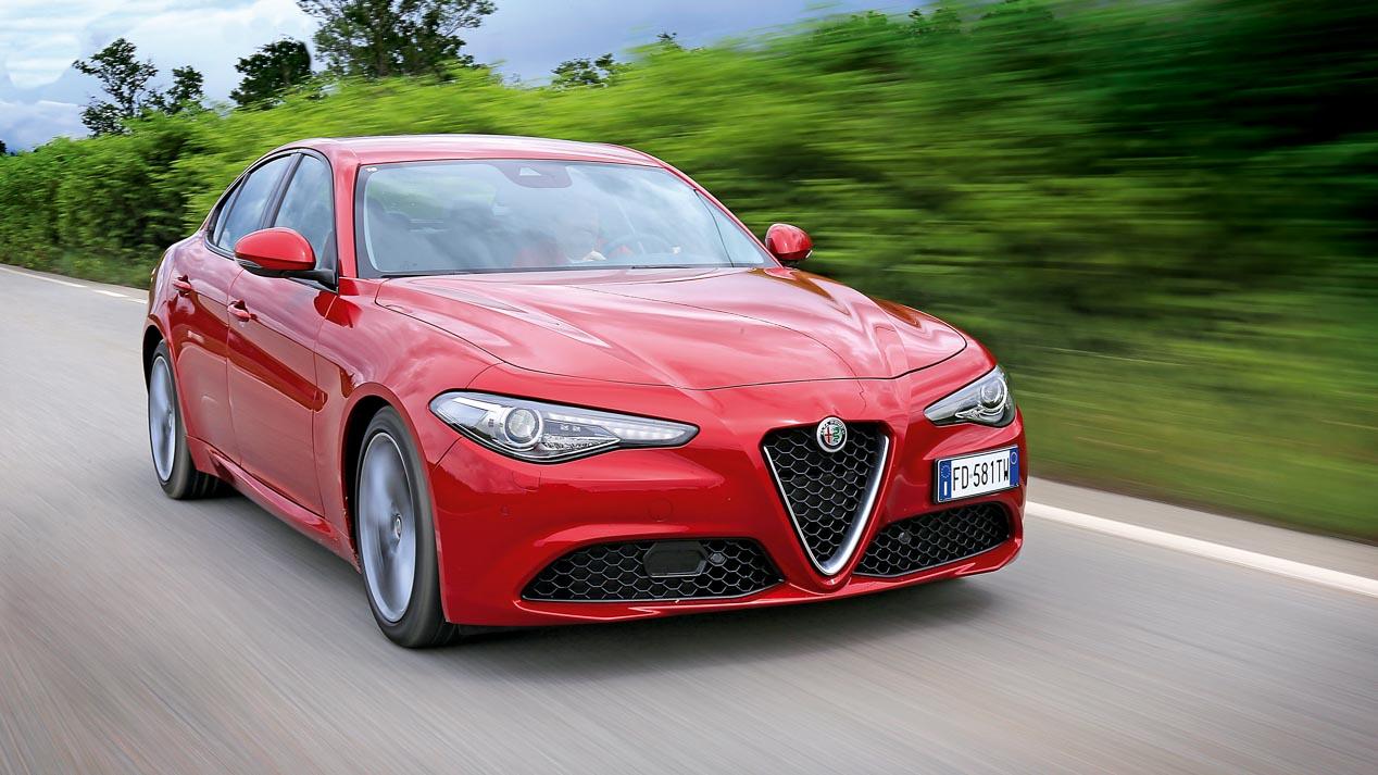 Duelo de berlinas: Alfa Romeo Giulia vs Audi A4