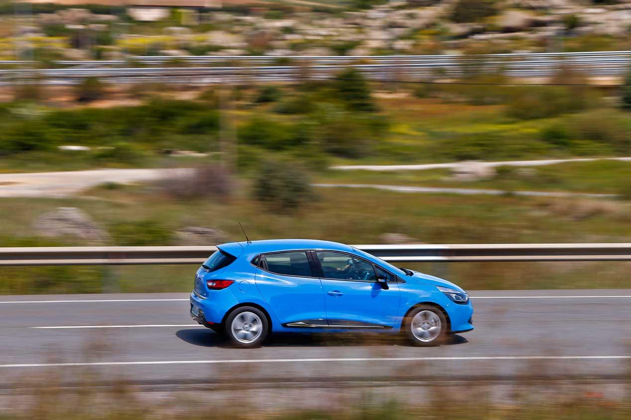 Renault Clio 1.5 dCi 90 CV, prueba de consumos reales