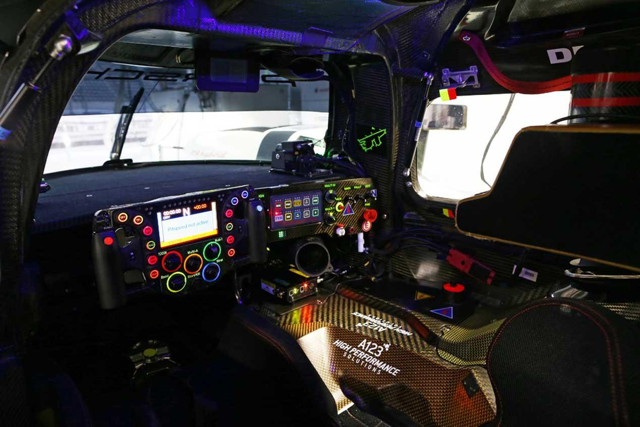 Porsche 919 Hybrid: las fotos del Rey de la Resistencia