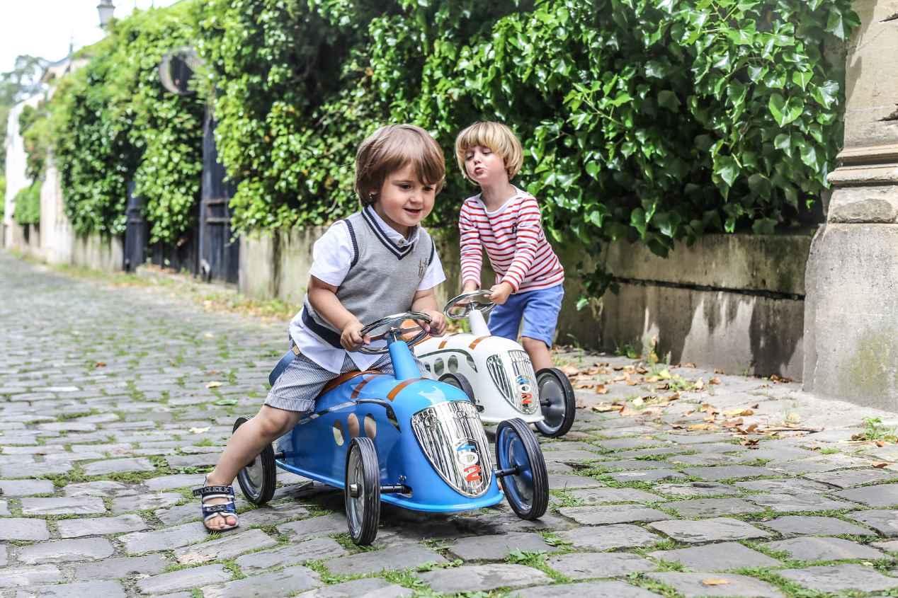 Peugeot lanza una nueva colección de juguetes