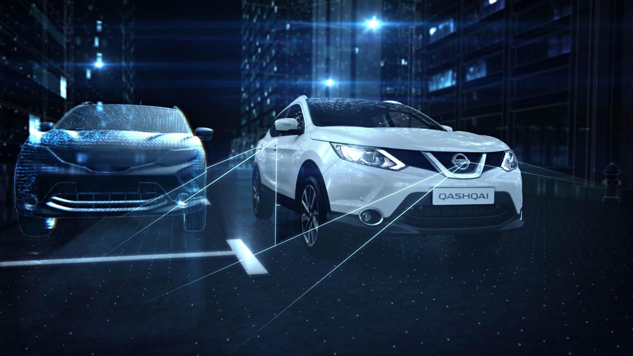 Tecnologías en el coche