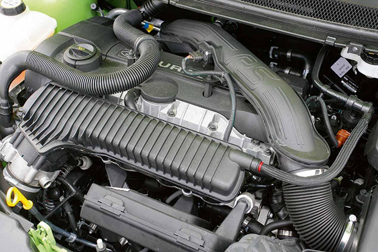 Ford Focus RS MK1 y MK2 (2001-2009)