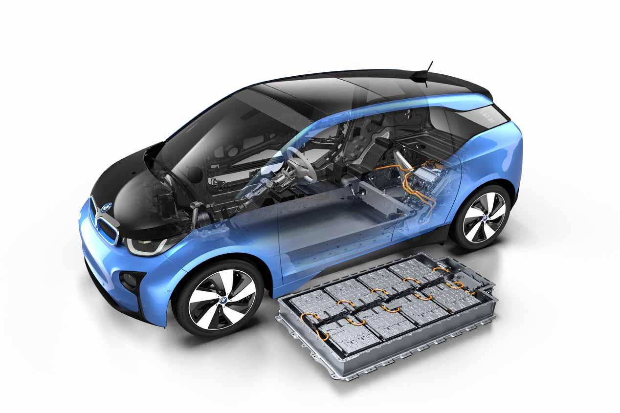 BMW aumenta la autonomía del BMW i3 a 300 km