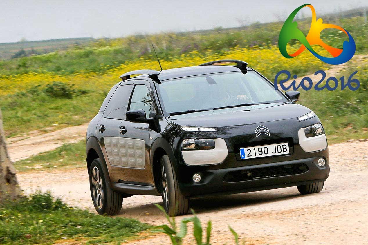 Olimpiadas del motor: imágenes de los mejores coches