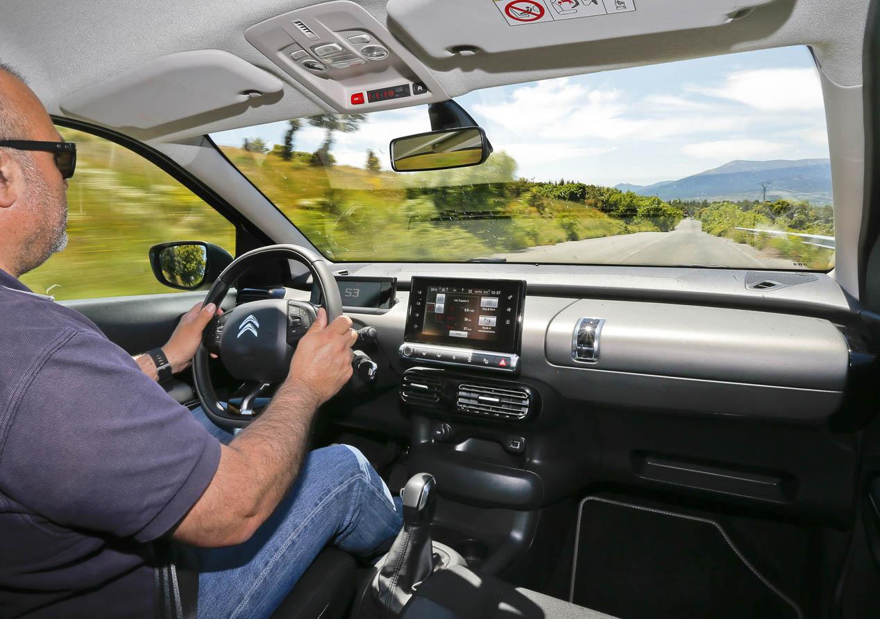 Citroën C4 Cactus 1.6 BlueHDI, prueba de consumos reales